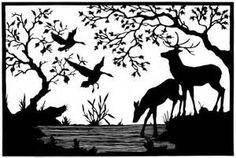 bing stencils nature - Bing images
