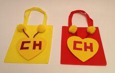 El Chapulin Colorado Party Favor Bags
