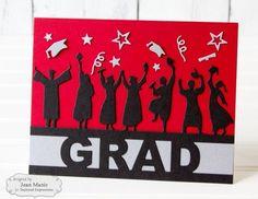 Taylored Expressions - Block Party - Grad #cardmaking #papercrafts #graduation #congrats #congratulations