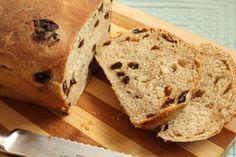 Cinnamon Raisin Sourdough Bread | Stephie Cooks