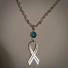 cb4c3bd1858c5 15 Best Awareness Jewelry images in 2015 | Awareness ribbons, Ribbon ...