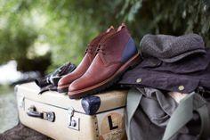 Oliver Sweeney otoño-invierno 2015/2016: entre zapatos y prendas de abrigo - http://hombresconestilo.com/oliver-sweeney-otono-invierno-20152016-entre-zapatos-y-prendas-de-abrigo/