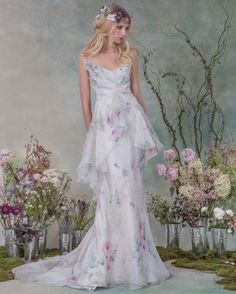50 Wedding Dresses for Every Bride's State Pride