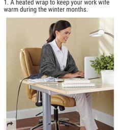 Heated wrap