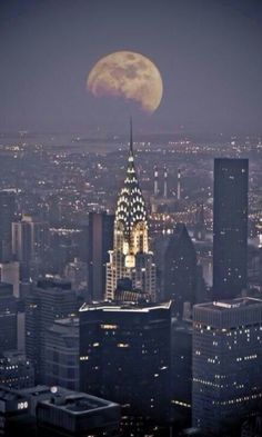 an empire state of mind.
