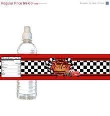 Resultado de imagen para water label disney car