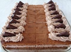 After eight szelet After Eight, Cake Cookies, Nutella, Pie, Food, Sweet Dreams, Anna, Cakes, Pies