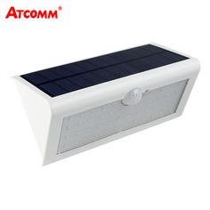 Cheap solar wall light, Buy Quality solar wall light outdoor directly from China led solar lamp Suppliers: 800 Lumen LED Solar Lamp Waterproof SMD 2835 48 LEDs Energy Saving 3 modes LED Diode Solar Wall Light Outdoor Lighting Solar Wall Lights, Solar Lamp, Outdoor Wall Lighting, Save Energy, Outdoor Gardens, Wall Lamps, Watch, Top, Shopping