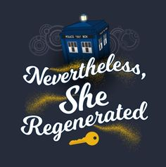 Yes, she did! #DoctorWho
