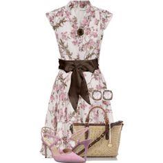 Shawl Collared Dress