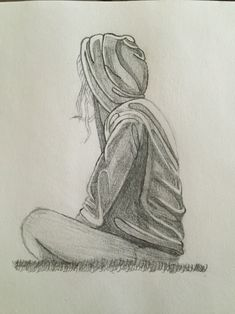 sad drawings pencil easy sketches couple couples drawing lonely sketch broken sadness