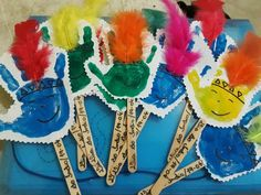 Kids Crafts, Diy And Crafts, Around The World Crafts For Kids, Pilgrims And Indians, Thanksgiving Preschool, Native American Crafts, Classroom Projects, Le Far West, Preschool Activities