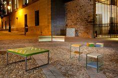 La  nueva página web de Los Muebles de La Granja tiene varias secciones, entre ellas muebles innovación y estos son unos ejemplos de los muebles de la serie Pict, inspiradas en el color. http://www.mueblesdelagranja.es/es/18-serie-pict