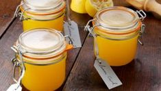 Lemon curd- just done this and it was so easy and tasty. I halved the recipe and made 1 small jar. Perfect!