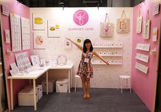 Queenie's Cards, 2014 National Stationery Show