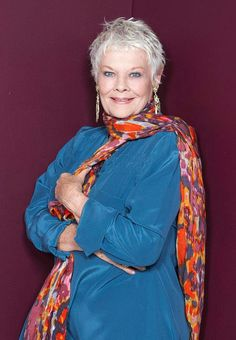 Judi Dench - Twitter Search