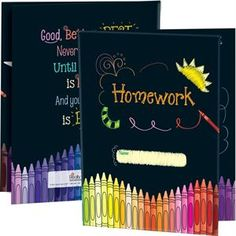 Homework Tri Fold 3 Pocket Folders by Really Good Stuff Inc Teacher Supplies, School Supplies, Really Good Stuff, Classroom Management, Classroom Decor, Coupon Codes, Tri Fold, Teaching