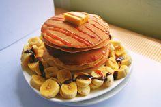Whole wheat pancake house pancakes