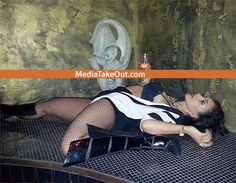 PRETTY GIRL!! R&B Singer MYA STILL GOT IT . . . And Them THICK LEGS SHE GOT . . . Are FLEXIBLE TOO!!!