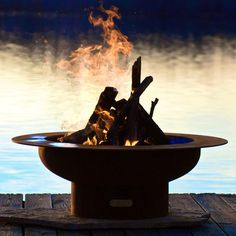 Fire Pit Saturn, $990, now featured on Fab.