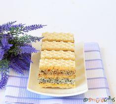 Prajitura Furnicuta Romanian Food, Cheesecake, Bread, Pastries, Fine Dining, Bakken, Cheese Cakes, Cheesecakes, Bakeries