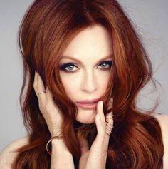 40 Brilliant Copper Hair Color Ideas — Magnetizing Shades from copper red hair color - Red Hair Red Copper Hair Color, Hair Color Auburn, Hair Color Dark, Ombre Hair Color, Cool Hair Color, Dark Hair, Hair Colors, Color Red, Color Shades