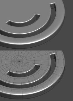 FAQ: How u model dem shapes? Hands-on mini-tuts for mechanical sub-d AKA ADD MORE GEO - Page 156 - Polycount Forum