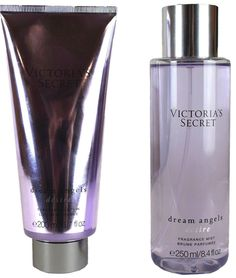 59bfcb741d Victoria s Secret Set DREAM ANGELS DESIRE BODY MIST 8.4 fl oz   LOTION 6.7  fl oz