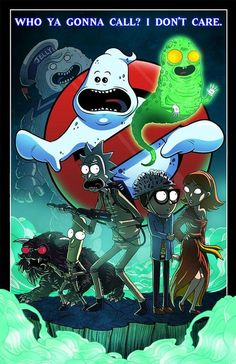 Who you gonna call? Rick and Morty - Terminator Funny - Who you gonna call? Rick and Morty The post Who you gonna call? Rick and Morty appeared first on Gag Dad. Rick And Morty Crossover, Rick I Morty, Trippy Rick And Morty, Rick And Morty Poster, Bd Art, Ghost Busters, Cartoon Art, Iphone Wallpaper, Geek Stuff