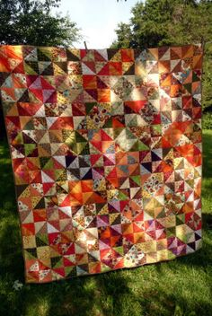 broken dishes quilt pattern | Sane, Crazy, Crumby Quilting: August 2010
