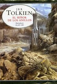 El señor de los anillos/ J.R.R. Tolkien (trilogía de novelas, 1955). SAGAS.