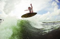 Surfing done right, the MasterCraft way!   #X10 #MasterCraft #TeamMasterCraft #Boating #Boat #Luxury #Lifestyle #Performance #WakeBoarding #WakeSurfing #WakeBoard #WakeSurf #Surf #Gen2 #SurfSystem #WaterSports