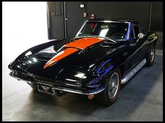 1967 Chevrolet Corvette Coupe  427/435 HP, 4-Speed