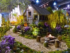 """The Philadelphia Flower Show has been delighting visitors from all over the globe since 1829. This year's """"Celebrate the Movies"""" theme may be the best yet!"""