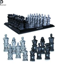 Pre-Order DC Comics Justice League Chess Set