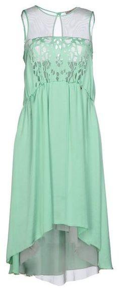 ANNARITA N. Short dress Mint Green Dress 43f647fae