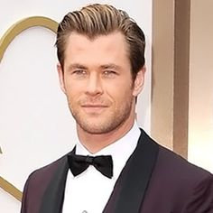 Happy Birthday, Chris Hemsworth! See Why He's One of Hollywood's Hottest Dads #InStyle #Leo #August 11