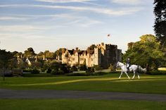 Hever Castle & Gardens, Kent, England