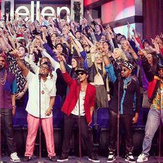 jus watch! Today On The Ellen DeGeneres Show