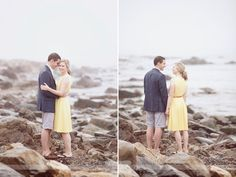 what to wear beach engagement photos