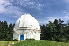 David Dunlap Observatory in Richmond Hill