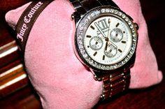 Juicy watch, WANT IT ! #watch #juicy #sparkle