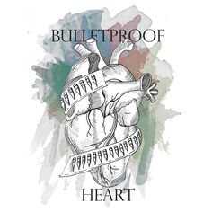 Bulletproof Heart - My Chemical Romance by sheelight