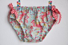 Liberty diaper cover. 12 months