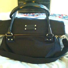 My new bag <3 #KateSpade