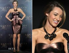 Blake Lively In Gucci – Gucci Première China Launch