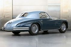1948 Alfa Romeo 6C 2500 SS Berlinetta by Carrozzeria Touring Superleggera of Milan