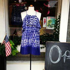 LaRoque riley swing dress