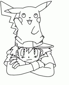 coloring sheets Printable Pokemon Coloring Pages For Your Kids. Pokemon are cute monster characters that are popular among children. These adorable monsters can be found in Pokemon gam Boy Coloring, Coloring Pages For Girls, Cartoon Coloring Pages, Disney Coloring Pages, Free Printable Coloring Pages, Free Coloring Pages, Coloring Books, Pikachu Pikachu, Pokemon Go