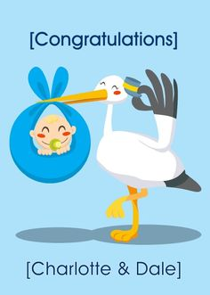75 best personalised congratulation cards images on pinterest personalised blue delivery congratulations card get all your personalised congratulations cards from helloturtle m4hsunfo